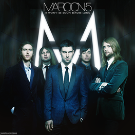 V Album Cover Maroon 5 It Won't Be Soon Before Long - Maroon 5